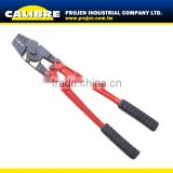 CALIBRE steel wire rope hande swager sleeve swaging tool steel wire rope cutting tools