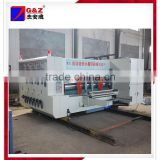 2 color Flexo Corrugated Box Printing Slotting Machine