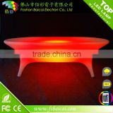 Banquet illuminated led light table runners/led table