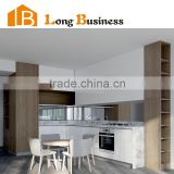 LB-DD1003 Guangzhou factory Modern simple design custom modular laminate kitchen cabinet