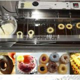 Donut Usage and Overseas service center available After-sales Service Provided commercial donut making machine
