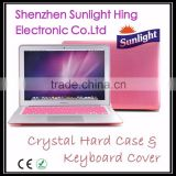 2015 Protective Laptop Hard Case for Macbook Air/Pro 11.6'' 13.3'' 15.4'' with free keyboard cover