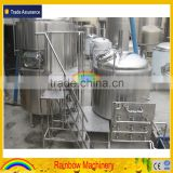 malt,barley,wheat Beer Manufacturing 1000L Beer Brewing Equipment