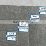stainless steel 316 micron sintered metal fiber felt