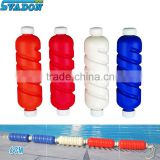 6cm diameter red blue white scratch-proof float lane line pool lane rope swimming pool lane rope                                                                                                         Supplier's Choice