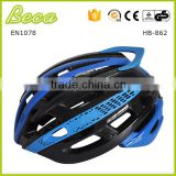 280g In-mold Different Size PC shell Boy Bicycle helmet