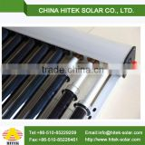 super white cloth grain toughened glass split solar water heaters pressure type collector