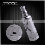Exclusive sbody X-ROCK adjustable rda vaporizer new e cig 2015 electronic cigarette oem