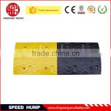 Recycled Druable Rubber Road Speed Hump