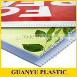 Diecut PP Corrugated Plastic Sign Board Advertising Display Board,PP Advertising Board
