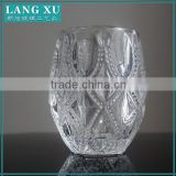 Factory price Wine glass shape glass candle cup