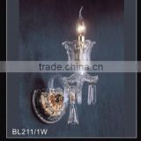 Designer ROHS wall mounted track lighting