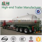 China lpg transport tank pressure vessel/ lpg transport tank semi trailer /new lpg transport truck tanks