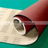 abrasive cloth roll for making flap disc