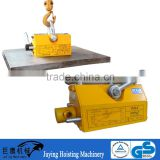 China factory crane lifting magnet for handling steel plates