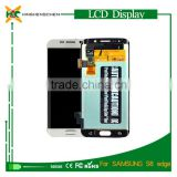 Wholesale original Mobile phone display for samsung galaxy s6 edge lcd digitizer