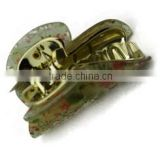cherry flower acrylic hair claw clamps