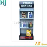 market wholesale metal iron lubricants oil accessories display rack shelves price HSX-S0321