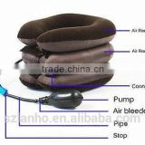 Back Neck Pain Support Air Cushion Pillow Traction Device Brace Holder Massager