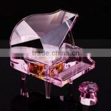 2016 Wholesale New Type of 3D Laser Crystal Piano