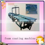 Cement foam coating machine with CE