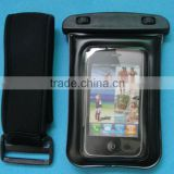 Newest pvc mobile phone water proof cover case for iphone 5