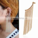 Punk tassel earrings for women wholesale jewelry