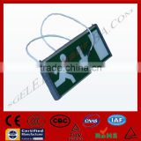 SGA-2 exit light emergency exit sign board LED lamp exit sign lamp emergency