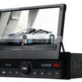 "Dashboard Placement and CE,RoHS,FCC Certification 7"" inch Car DVD Player Entertainment System"