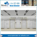 630kg~1600kg 1.0m/s~1.75m/s Residential/Home/Office/Building/Hotel Passenger Elevator with Small Machine Room