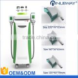 Beauty Equipment Slimming Fat 50 / 60Hz Freezing Cryolipolysis Machine Skin Tightening