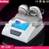 Non Surgical Ultrasound Fat Removal Hot Sale !!! 3 In 1 RF Tripolar Multipolar Cavitation Slimming Machine/ Cavi Lipo Machine/ Slim Machine Skin Care