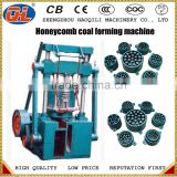 long burning time honeycomb coal briquette machine coal making machine