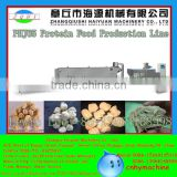 HAIYUAN CE Textured Soya Protein /Isolated Soybean protein process machine/line