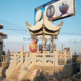 Outdoor Stone Cool Pavilion Hot sale