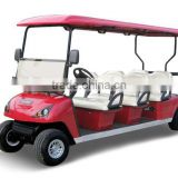 Remote Control Golf Cart ,Electric Golf Cart 4 Wheel Golf Cruiser, 6 Seater electric aluminum golf cart