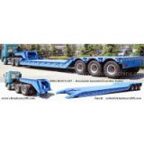 CHINA HEAVY LIFT - Removable Gooseneck Lowboy Trailer