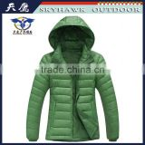 Hot Sale Cheap Price Ultra Light Women Winter Down Jackets