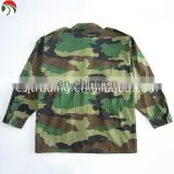 High quality & best price military desert bdu uniform tactical woodland camo uniforms