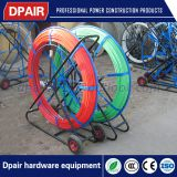 electric cable duct rod for cable laying