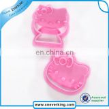 2017 factory supply various shape 3D cookie cutter