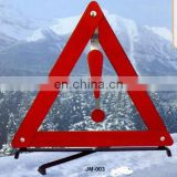 Car Triangle(Reflective Warning Car Triangle; Protection Warning Sign; Roadway Triangle)