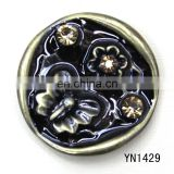 2015 new design fancy coats buttons
