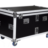 Utility Road Case Environmental Friendly   Stage Equipment Cases 7u Flight Case