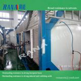 Factory directly offer Ultra clean 20 feet ISO tank steel lining PTFE/ PFA/ ETFE anticorrosive equipment with long Service life 15-20 years Industrial Chemical storage Tank movable portable container and pressure vessel