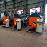 Energy Saving Fully Automatic Fire Tube Industrial Oil Gas Steam Boiler for milk pasteurization