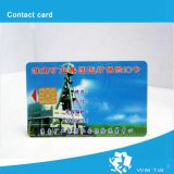 contact ic card with 4442/5542 chips used for hotel door card