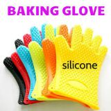 Best Kitchen Tools Heat Resistant Eco-friendly Silicone BBQ Grilling Gloves, Silicone Cooking Gloves  whatsapp: +8615992856971