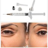 BOULIGA hyaluronic acid injection 2ml syinge fine line reduce deep ,etched furrows around the eyes