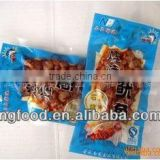 China Instant Seafood Snack of Canned Grilled Octopus(Roasted Squid) in Vacuum Pouch SO14001 for Travel
